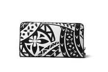 Load image into Gallery viewer, Wristlet Allison Tapa Black
