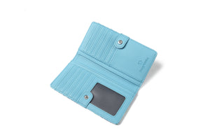 Wallet Teyla Tapa Pineapple Blue