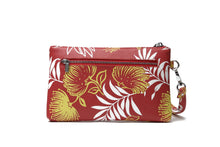 Load image into Gallery viewer, Wristlet Melody Lehua Red