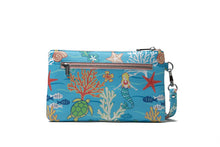 Load image into Gallery viewer, Wristlet Melody Mermaid Blue