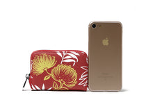 Load image into Gallery viewer, Wallet Letti Lehua Red