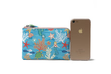 Load image into Gallery viewer, Wristlet Judy Mermaid Blue