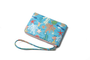 Wristlet Judy Mermaid Blue