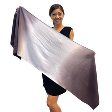 Load image into Gallery viewer, Magic Shawl Brown/White