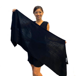 Magic Shawl Black