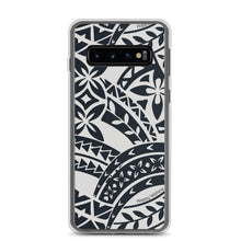 Load image into Gallery viewer, Samsung Phone Case Tapa Black - Happy Wahine