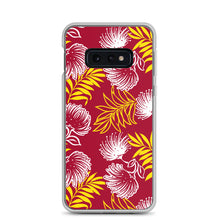 Load image into Gallery viewer, Samsung Phone Case Lehua Red - Happy Wahine