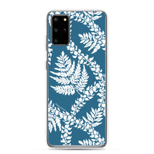 Load image into Gallery viewer, Samsung Phone Case Fern Lei Blue