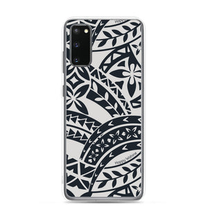 Samsung Phone Case Tapa Black