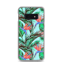 Load image into Gallery viewer, Samsung Phone Case Bird of Paradise Blue - Happy Wahine