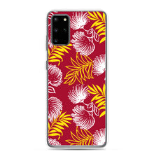 Load image into Gallery viewer, Samsung Phone Case Lehua Red