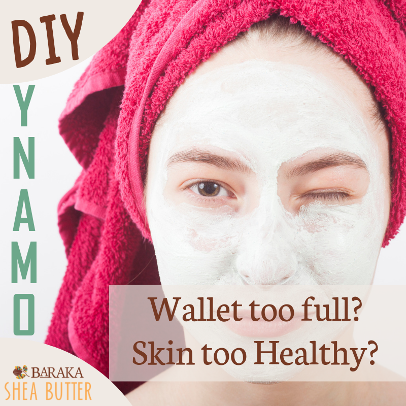 DIY Dynamo: Fuller Wallet, Healthier Skin, and Fun too!