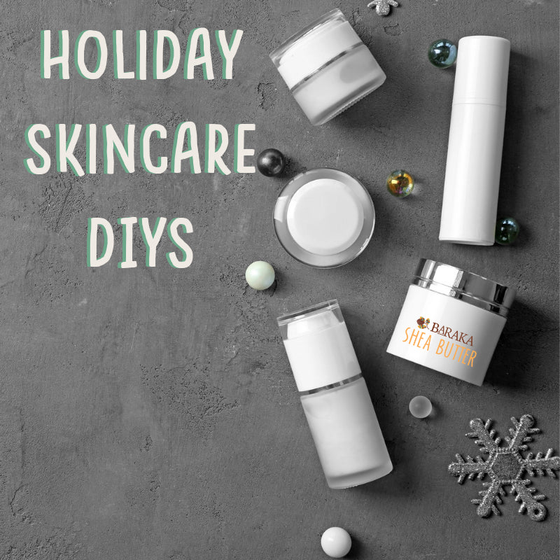 Spread Holiday Cheer with These Skincare DIY's