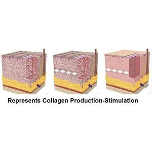 Simulated Collagen Activity j2skincare