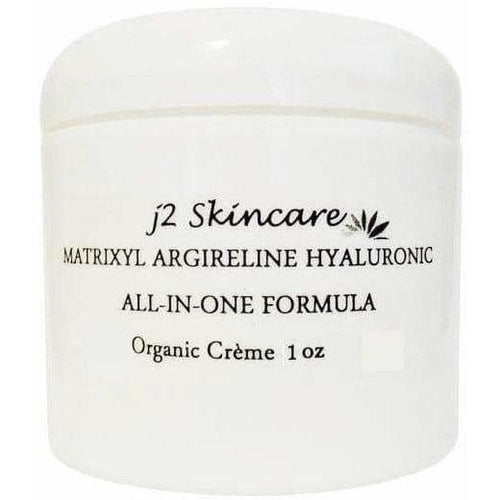 Matrixyl 3000 Argireline Organic Cream Professional Strength