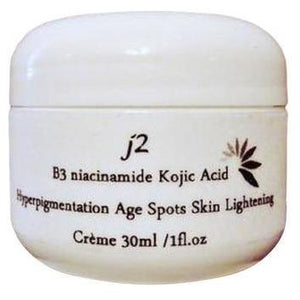 KOJIC ACID ORGANIC CREAM with B3 NIACINAMIDE