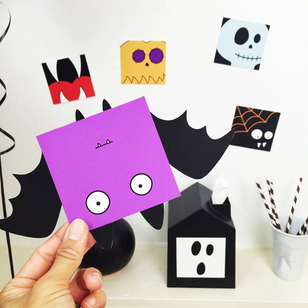 Our Halloween collaboration with Hello, Wonderful