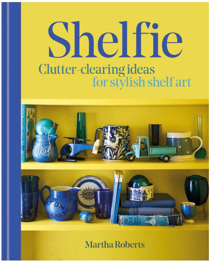 'Shelfie' book by Martha Roberts, out now