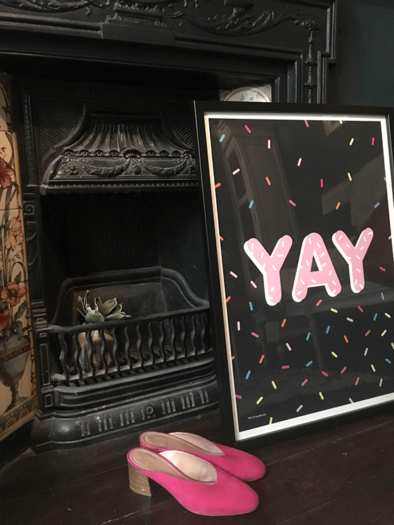 YAY by Doodlemoo styled by Libby