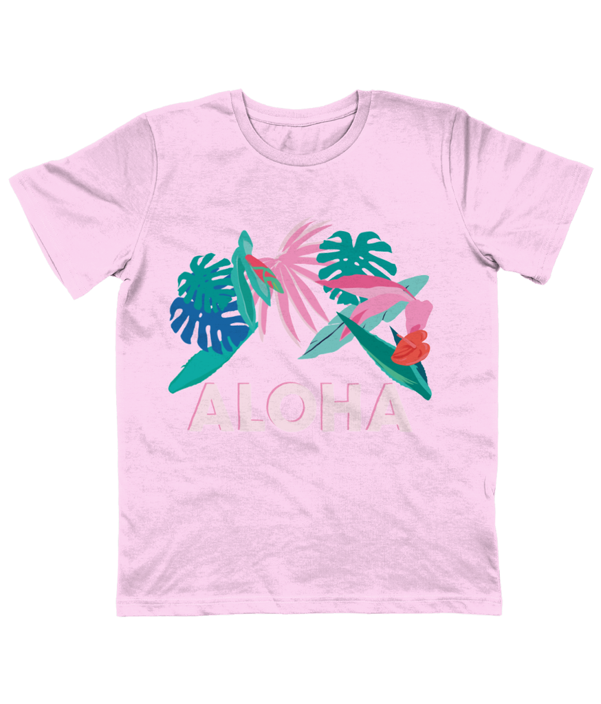 ALOHA Kids T-Shirt  - Junior Classic
