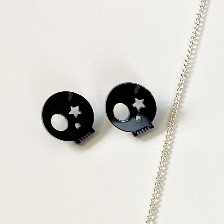 Cute Skull Earring studs