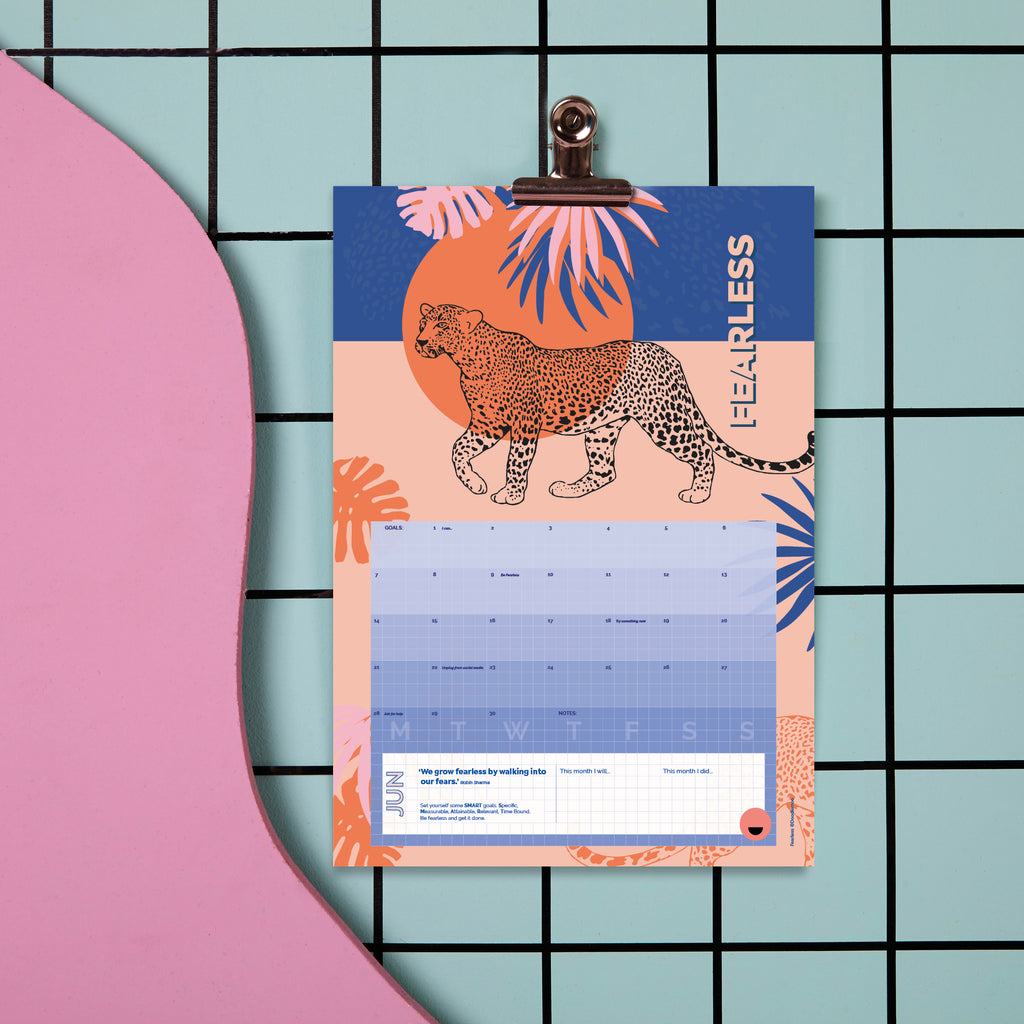 Calendar 2021 - The Creative Monthly Calendar