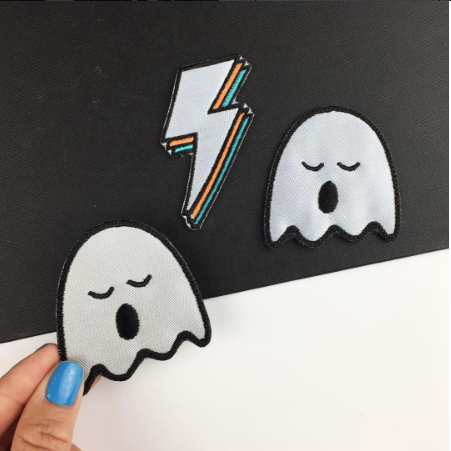 Sleepy ghost patches