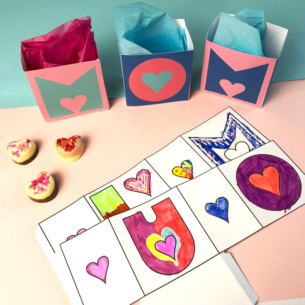 Mother's day printable activity
