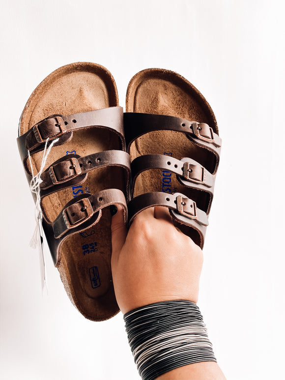 Florida BS Soft-Bed Birkenstock | Habana