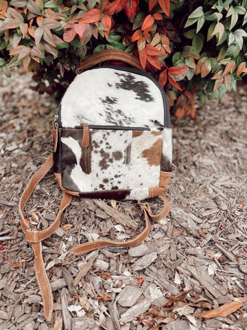 Compact Hairon Backpack Bag | Myra Bag