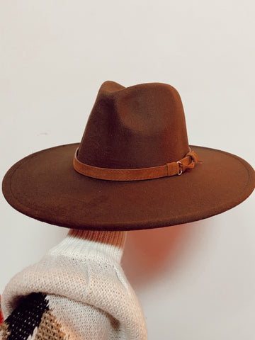 Dandy Wide Brim Hat