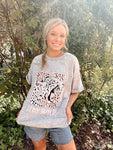 Leopard Stay Wild Graphic Tee
