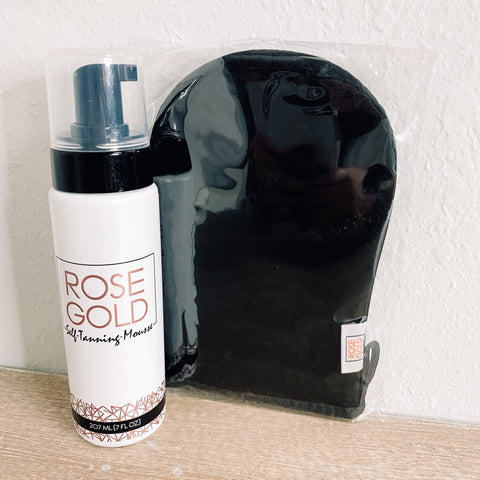 Rose Gold Self Tanner