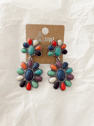 Be There Colorful Earrings