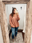 Mink Pink Loose Fit Sweater