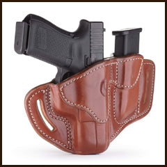 1791 Gunleather - Combo Open Top Multi-Fit Belt Holster