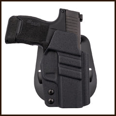 1791 Gunleather - Kydex P365 Tactical Paddle Holster