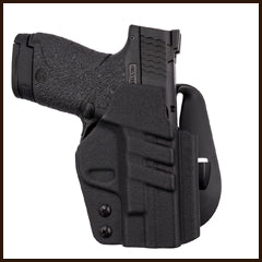 1791 Gunleather - Kydex S & W Shield Tactical Paddle Holster