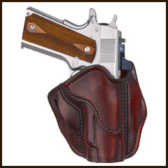 1791 Gunleather - Optic Ready Holster BH1S 1911 Commander Size