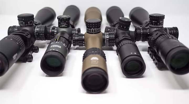 Best Rifle Scopes for 2020
