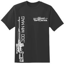 Load image into Gallery viewer, 300 Win Mag T-Shirt | Gun Up Tactical