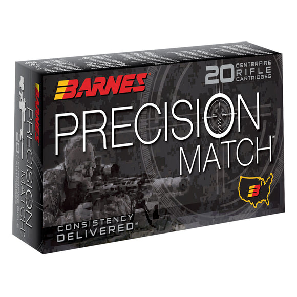 6.5 Creedmoor - Barnes Bullets - Rifle OTM-BT, 140GR. 20RD/BX