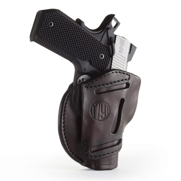 3 Way Multi-Fit Concealment Holster - OWB - Size 4