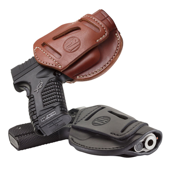 3 Way Multi-Fit Concealment Holster - OWB - Size 1