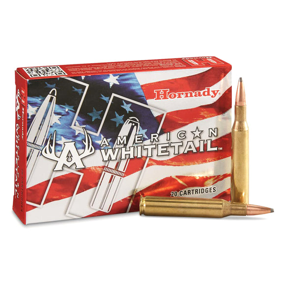 .270 Winchester - Hornady Ammo - American Whitetail Interlock SP 140GR. 20RD/BX