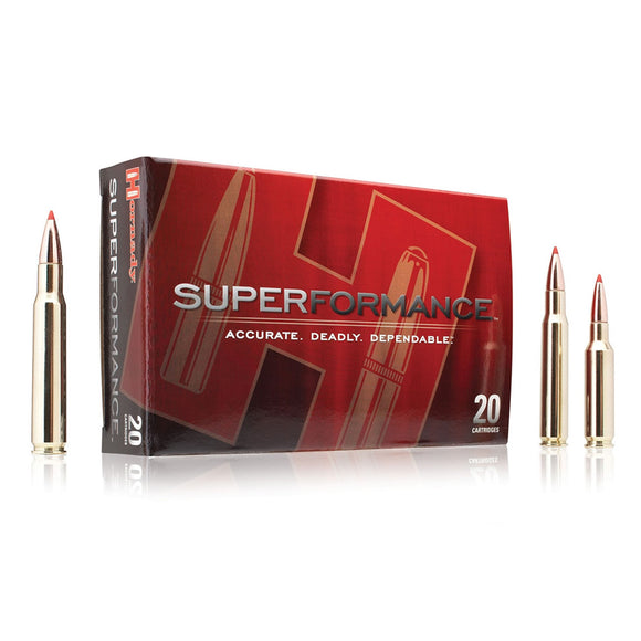 .222 Remington - Hornady - Rifle, NTX Superformance 35GR. 20RD/BX
