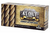 AMERICAN COWBOY .45 LONG COLT 200GR. LEAD FLAT-NOSE 50-PACK