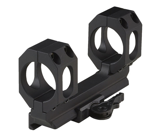 AD-SCOUT-S Scope Mount w/ No Offset - Titanium Lever