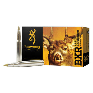 270 WIN - Browning Ammunition - Rifle, Matrix Tip BXR 134GR. 20RD/BX