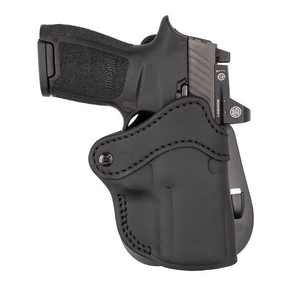 Optic Ready Paddle Holster 2.1